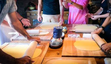 Slow Tour Tuscany - COOKING CLASS IN THE CENTRE OF FLORENCE