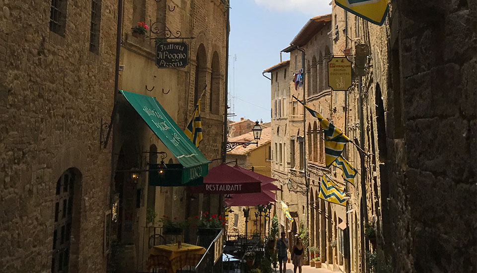 Tours to Volterra from Florence