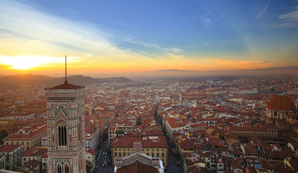 Florence Duomo Bell Tower tickets