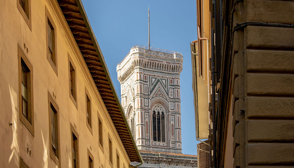 Bell Tower Florence