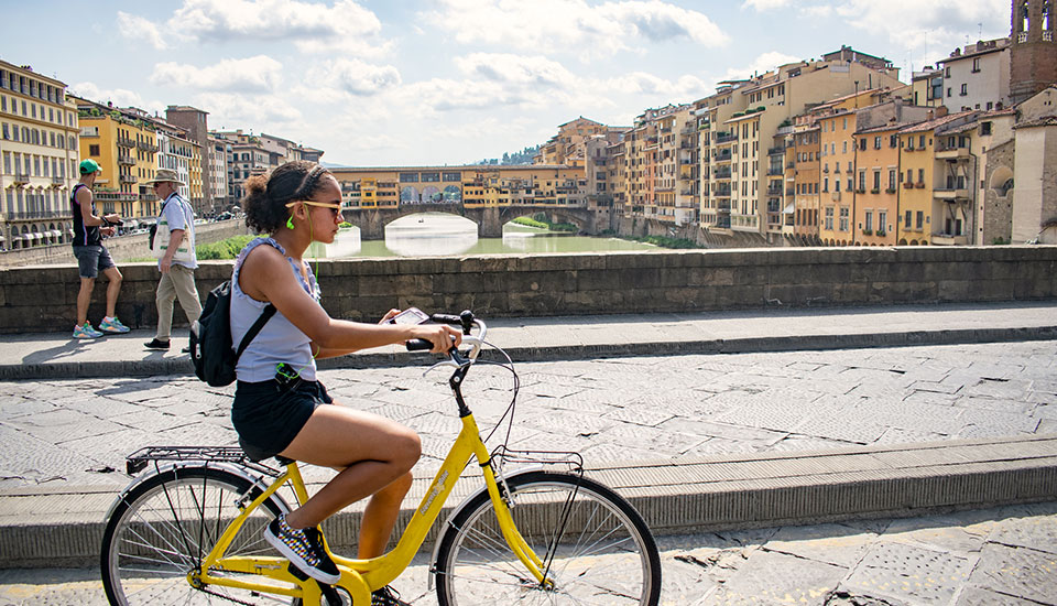 Book a tour in Florence