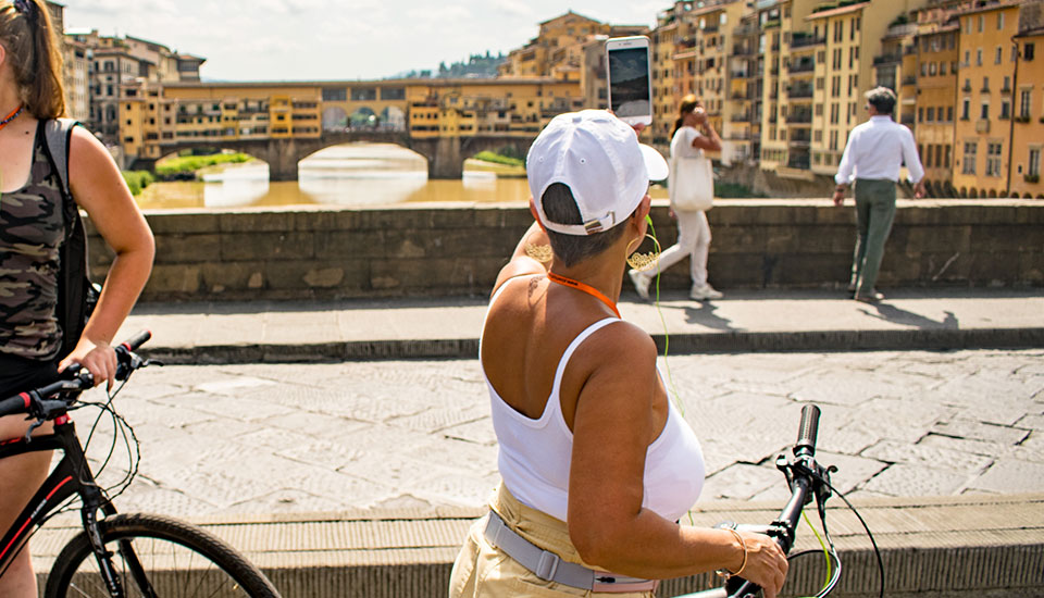 Book Florence by bike tours
